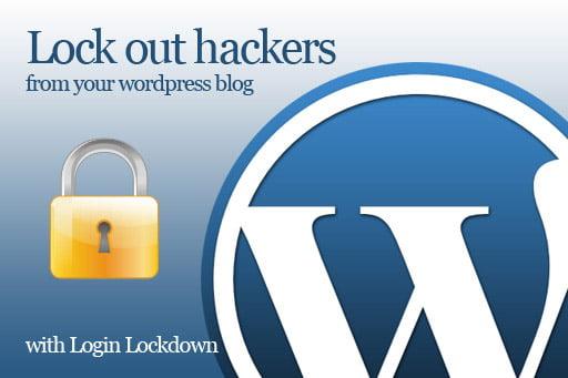 Bảo vệ wp-admin với Login Lockdown